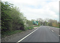 SJ5343 : Whitchurch by pass North end by John Firth