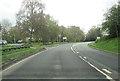 SJ5560 : Huxley Lane junction Tiverton by John Firth