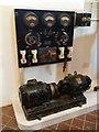 ST2428 : Hestercombe Gardens - generator switchgear by Chris Allen