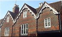 TQ4210 : Building in Cliffe High Street by cynthia hudson