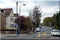 TQ2863 : Carshalton:  Stanley Park Road by Dr Neil Clifton