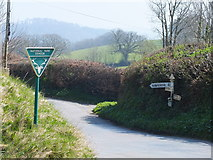 SS9027 : Andrew's Hill Dulverton by John Courtney