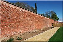 J5080 : Castle Park Walled Garden, Bangor by Rossographer