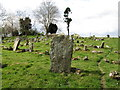 J1629 : Drumgath Old Graveyard - the Resting Place of the Barnmeen Martyrs by Eric Jones