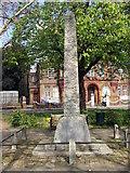 TQ3289 : WW1 War Memorial by Christine Westerback