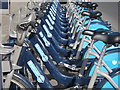TQ2682 : London cycle hire, Lisson Grove by Oast House Archive