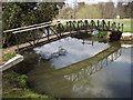 TQ0152 : Horse Bridge, Bowers Lock by Colin Smith
