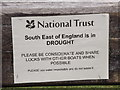 TQ0154 : South East of England is in DROUGHT by Colin Smith