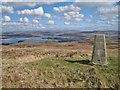 NG3132 : Summit of Beinn nan Dubh-lochan - NE view by Richard Dorrell