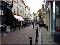 TQ8209 : George Street, Hastings by pam fray