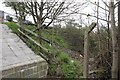SU4766 : Where the bridge was by Bill Nicholls