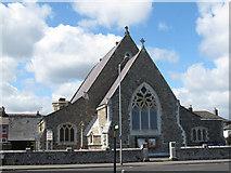TR3751 : St Saviour's church, Walmer by Stephen Craven