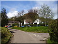 SY1796 : Church Green Cross by Anthony Vosper