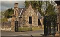 D1003 : Former gate lodge, Ballymena by Albert Bridge