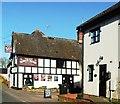 TM2179 : The Old Kings Head, Brockdish, Norfolk by nick macneill