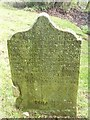 NO1415 : Rev. John Welwood's grave, Dron by Becky Williamson