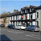 SH5638 : Red Lion, Porthmadog by Jaggery