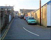 SH5638 : Smith Street, Porthmadog by Jaggery