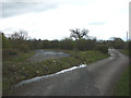 SD6276 : The old A65 east of Kirkby Lonsdale by Karl and Ali
