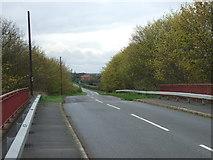 SK8252 : Barnby Road towards Newark by JThomas