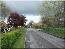 SK8354 : Balderton Lane, Coddington by JThomas