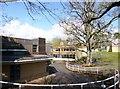 SU4115 : Bassett, Great Oaks School by Mike Faherty