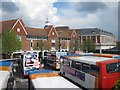 TR1557 : Canterbury bus interchange by Oast House Archive