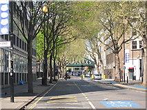 TQ3179 : Southwark Bridge Road by Oast House Archive