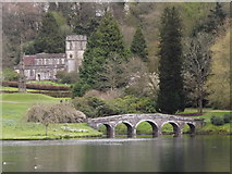 ST7733 : Palladian Bridge from Watch Cottage by Colin Smith