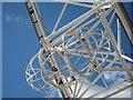 TQ3079 : London Eye pod shell by Oast House Archive