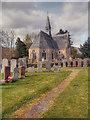NS3692 : Luss Parish Church by David Dixon