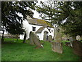 SO2531 : St. Mary's chapel, Capel-y-ffin by Jeremy Bolwell