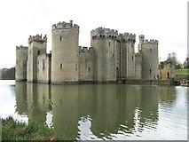 TQ7825 : Bodiam Castle by Elliott Simpson