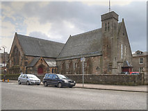 NS2982 : Helensburgh United Reformed Church by David Dixon