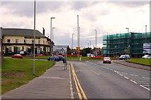 NZ3766 : Sea Road in South Shields by Steve Daniels