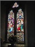 ST4636 : Holy Trinity Window 1 by Bill Nicholls