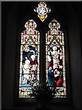 ST4636 : Holy Trinity Window 3 by Bill Nicholls