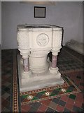 ST4636 : Font in the Holy Trinity by Bill Nicholls
