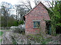 SP2351 : Disused Telephone Repeater Station by Nigel Mykura