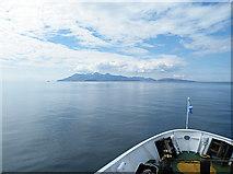 NM3995 : Isle of Rùm by Anne Burgess