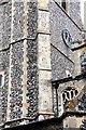 TL9370 : St Mary, Ixworth - Stonework by John Salmon