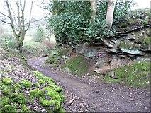 SE0722 : Hollas Lane, Norland by Humphrey Bolton