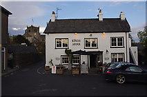 SD3778 : Kings Arms, Cartmel by Ian Taylor