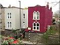 ST6173 : Houses on Whitehall Road, Easton by Derek Harper