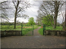 NS3319 : Belleisle Park by Billy McCrorie