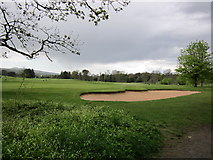 NS3319 : Belleisle Golf Course by Billy McCrorie