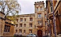 SP5105 : Oxford: Pembroke College by Eugene Birchall
