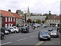 NU2406 : Bottom of Castle Street, Warkworth by Andrew Curtis
