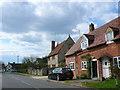 SP1051 : Houses in Barton by Nigel Mykura