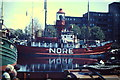 TQ3380 : Nore Light Vessel by Colin Smith